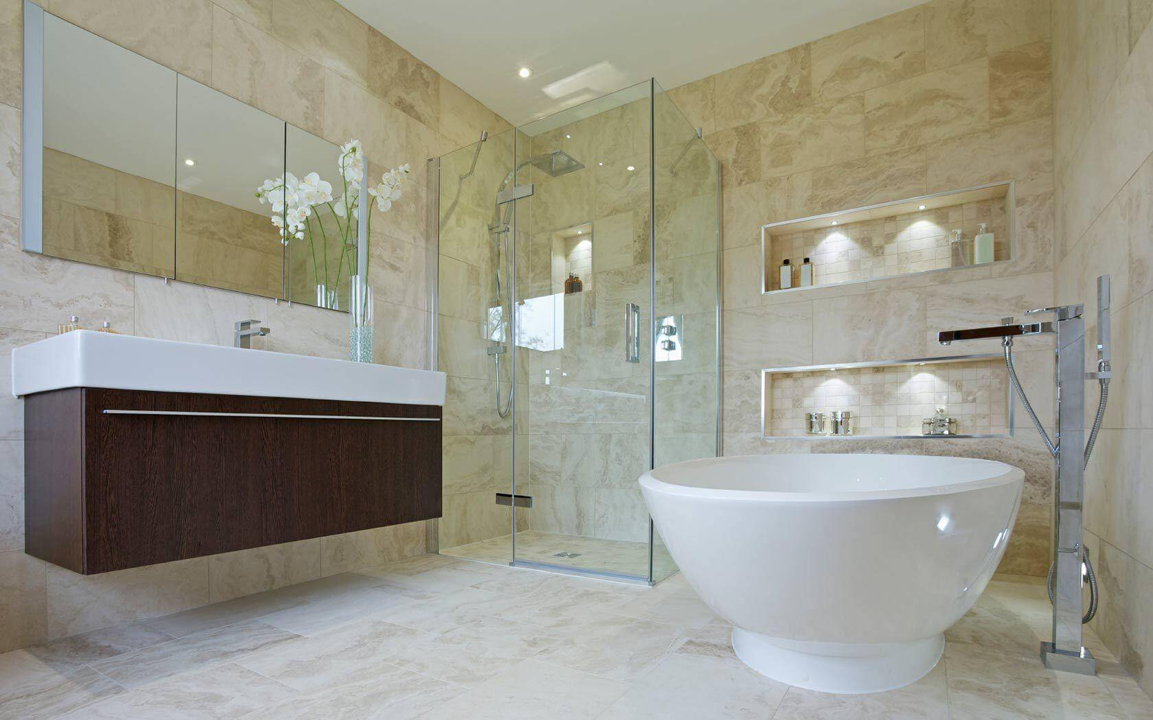 Project Images - Modern Bathroom Renovation Sydney
