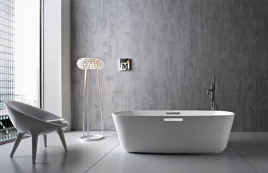 Bathroom Colours: Simplicity is the Ultimate Sophistication