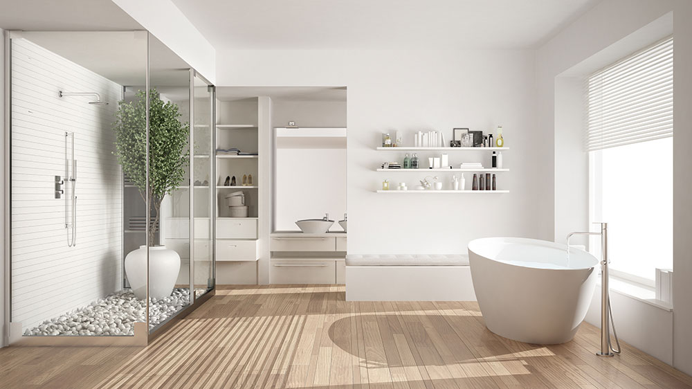 Luxury Bathrooms renovations Sydney