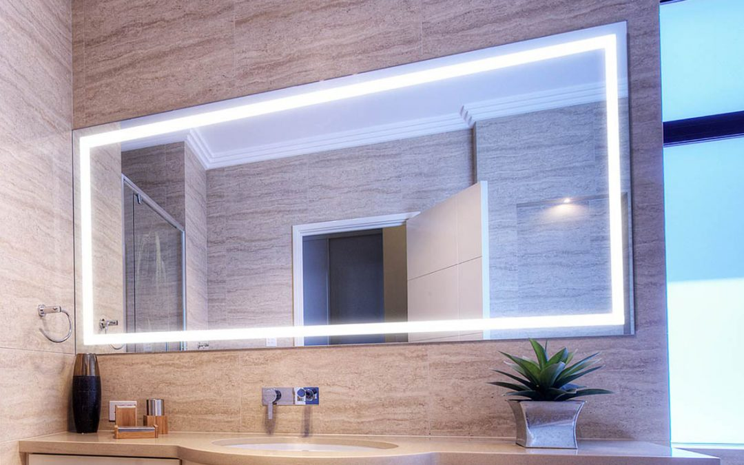 Clearlight Design Mirrors – New To Crystal Bathrooms