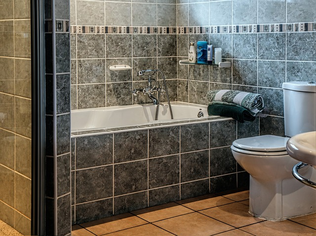 Hotels and Motels-Bathrooms-Renovation Sydney